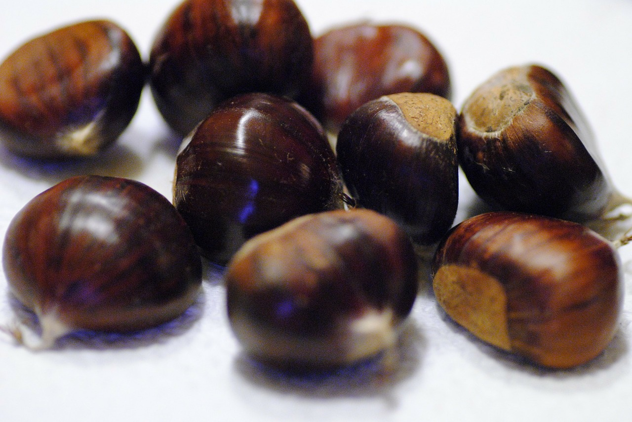 chestnuts for health